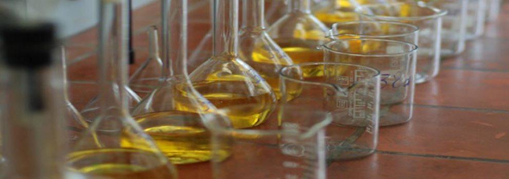Анализ трансформаторного, турбинного и моторного масла для очистки и регенерации
