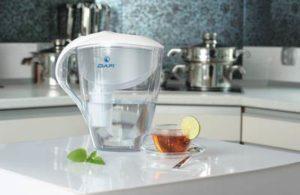 Очистка воды с применением фильтров