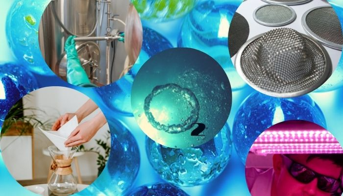 Основные способы водоочистки