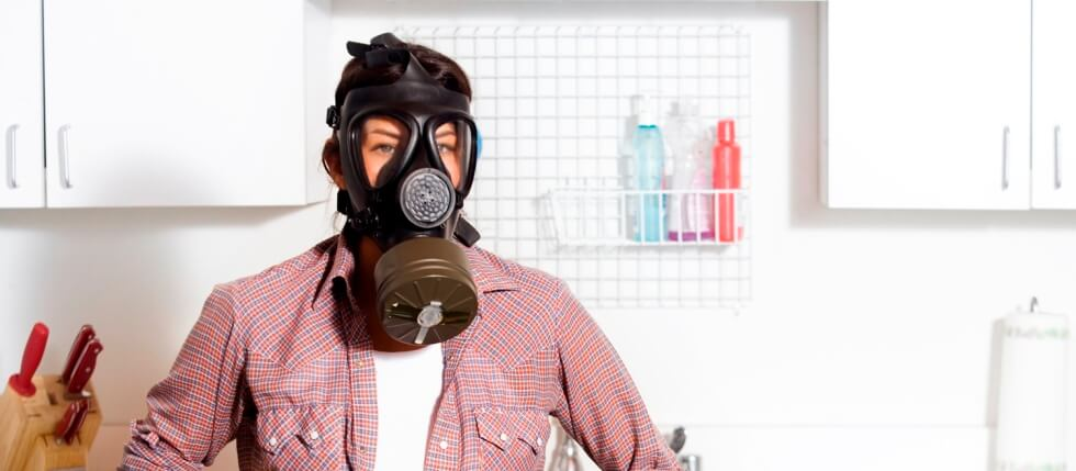 Как проверить воздух в квартире?