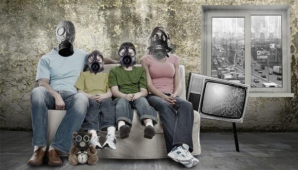 Погане повітря в квартирі