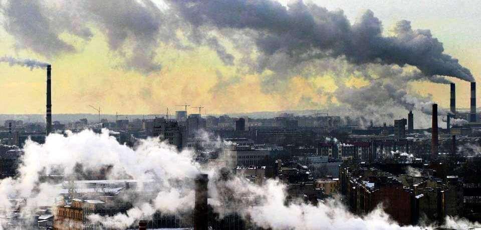 Источники загрязнения воздуха в Киеве