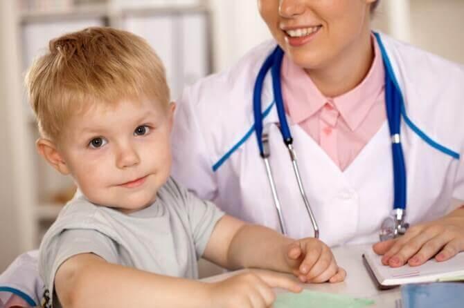 Аллергия у ребенка что делать