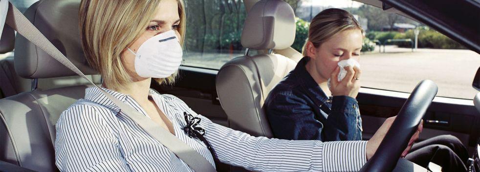 Як позбутися неприємного запаху в автомобілі?