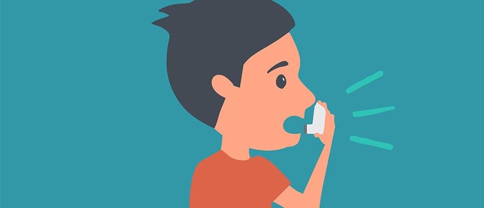 Бронхиальная астма у детей: симптомы, причины, лечение