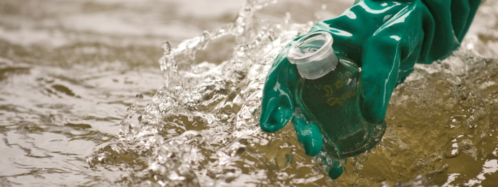 Отруйні речовини у воді