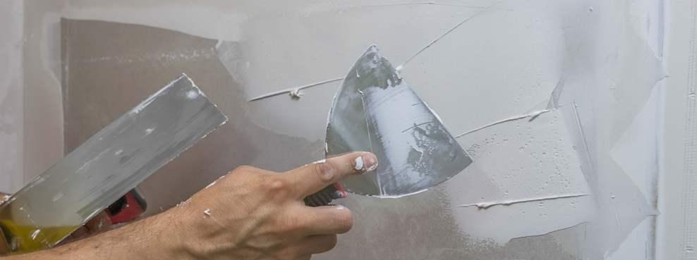 Неприятный запах после шпаклевки стен, потолка