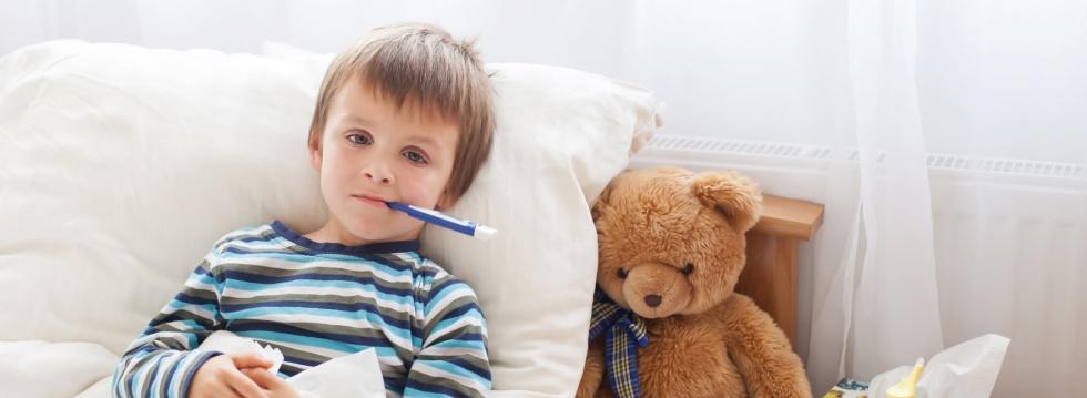 Дитина часто хворіє: причини, що робити